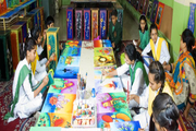 Columbia Convent School-Art room