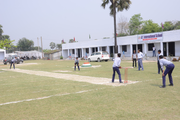 A Y International School-Cricket