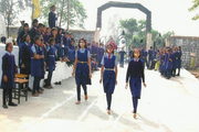 Eklavya Model Residential School-Campus-View entrance