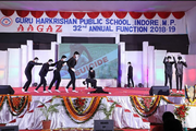 Guru Harkrishan Public School-annual day celebrations