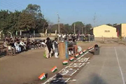 Jawahar Navodaya Vidyalaya-Independence Day Celebration