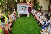 Kg Children School-Activity