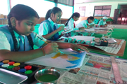 Sant Sri Asaramji Gurukul-Arts and Craft