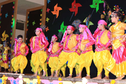 St Xaviers Senior Secondary School-Annual Fest