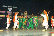 Abhinav English School-Events dance