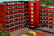 Centre Point School-Campus View
