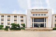 Delhi Public School-Campus Front View