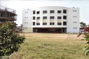 Annasaheb Dange International School-Building