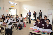 Lord Ganesha English School-Classroom