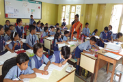 Manikgarh Cement English School-Classroom