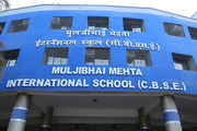 Muljibhai Mehta International School-School Building