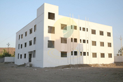 Panacea International School-Back View