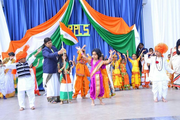 Rajasthanis Podar Learn School-Dance program