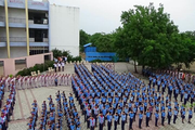 Shree Swaminarayan English Medium School-Assembly