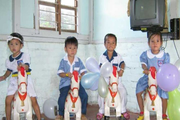 Trinity Public School-Activity