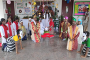 Aditya Vidyashram-Chrismas Celebration Drama