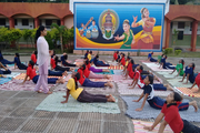 Jawahar Navodaya Vidyalaya Yanam-International Yoga Day