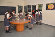Adharshila The Foundation-Biology Lab