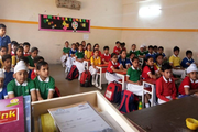 Aryabhatta International School-Classroom with students