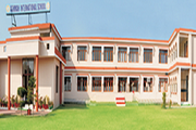 Ashmah International School-Campus View