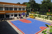 Akshara Vaagdevi International School-Campus View