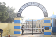 Baba Jora Singh Memorial Public School-Campus-View entrance