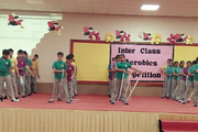 Cambridge International School-Aerobics
