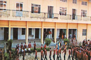 CH Balbir Singh Senior Secondary Public School-Building
