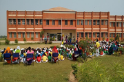 Edustar Adarsh Senior Secondary School- School Campus