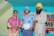 Guru Nanak International School-Award Distribution