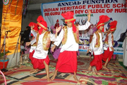 Indian Heritage Public School-Annual Function