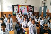 Jawahar Navodaya Vidyalay-Classroom