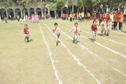 Jhamku Devi Girls School-Running Competition
