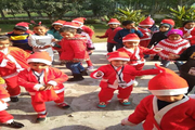 K.D.International School-Christmas Celebrations