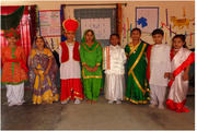 Panjab National Public School-Dress Competition