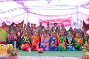 S M International Convent School-Annual Function