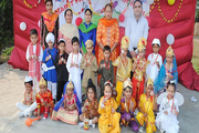 Saint Farid Convent School-Fancy Dress Compitition