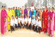Satya Bharti Adarsh Senior Secondary School-Annual Sports Day