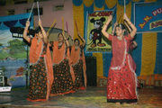 A N Public Secondary School-Dance Performance