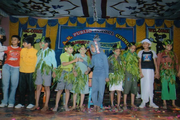 A N Public Secondary School-Skit