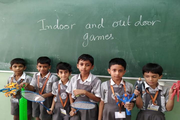Bharatiya Vidya Bhavan Vidyashram-Indoor and Outdoor Games