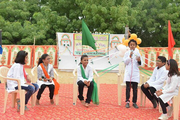 Divine International School-Drama