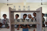 Leeladevi Parasmal Sancheti English Medium School-Chemsitry lab