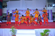 Love Fun Learn School-Annual day