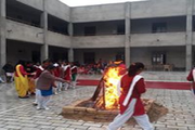 M D Children Academy-Camp Fire