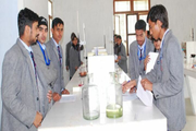 Mahatma Gandhi International School-Bio Lab