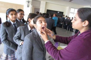 Mahaver Public School-Dental Checkup