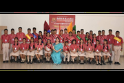 Mittal International School- Investiture Ceremony