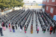 N D Ganga School-Assembly