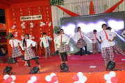 S Tech School-Annual Function